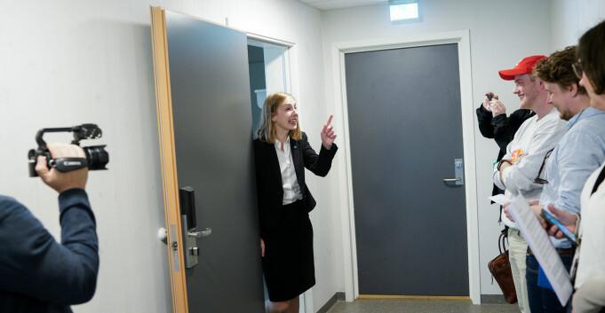 Nybø startar konkurranse: No må alle rapportere klimafotavtrykket