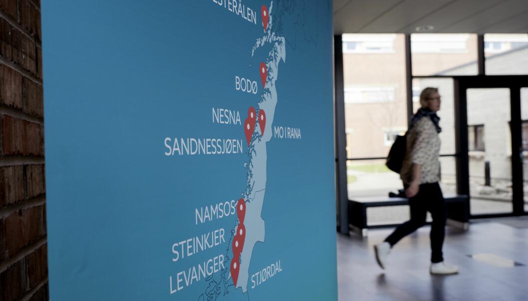 Til tross for at Nesna har mistet mye er studentene på Nesna i dag mer fornøyd enn ved andre campuser i universitetet – det sier kanskje sitt om styrkene ved denne campusen, skriver Kristian Sivertsen. Foto: Paul S. Amundsen