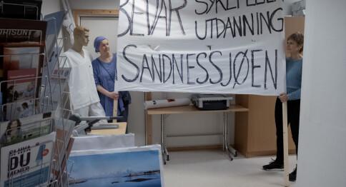 Maktmisbruket mot sykepleierutdanningen i Sandnessjøen