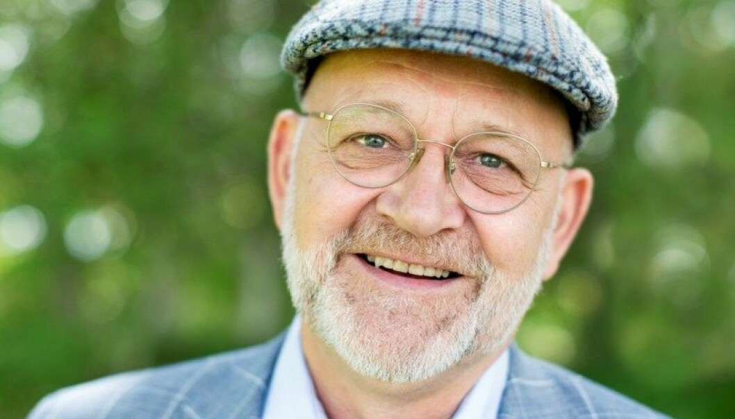 Påtroppende NMBU-rektor Sjur Baardsen kaller seg selv en humboldtianer. Foto: Håkon Sparre