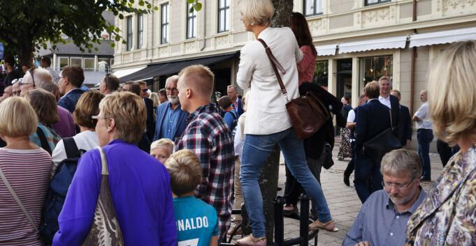 Akademia hjarteleg tilstades i Arendal