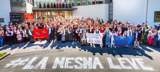 Gjenreising av Høgskolen i Nesna – NOKUTs rolle