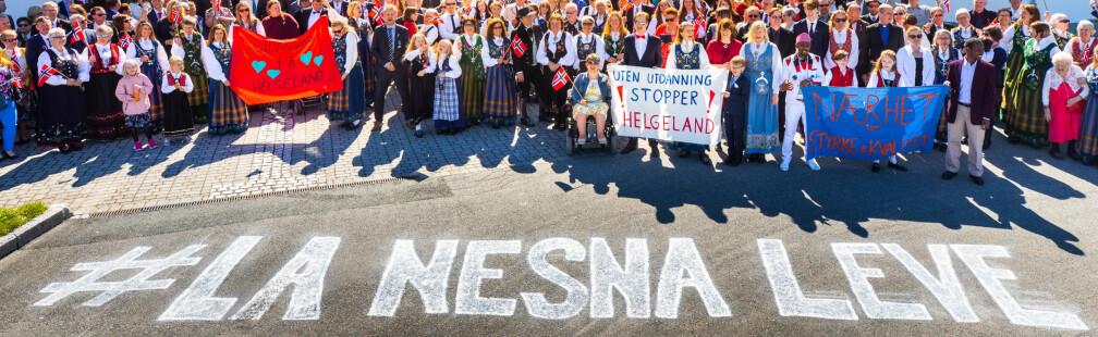 «Nokuts rolle i å vedta en gjenoppretting av Høgskolen i Nesna er ikke så entydig og så sentral som Nokuts direktør hevder»
