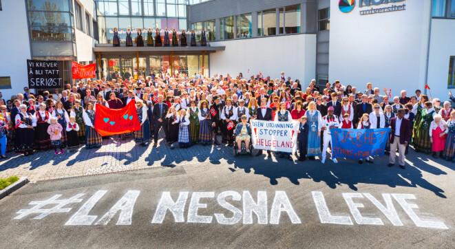 «Nokut-direktør, Kristin Vinje, viser en høyst tvilsom forståelse av Nokuts rolle rundt gjenreisingen av Høgskolen i Nesna»