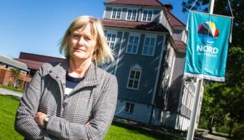 Nesna-ordfører Hanne Davidsen reagerer også på beskjeden fra Nybø. Foto: Paul Sigve Amundsen