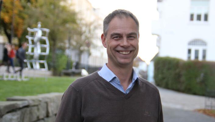 — Forskarar får mykje tyn for ikkje å nå ut. Men det er ikkje heilt rettferdig, meiner Jens Elmelund Kjeldsen.