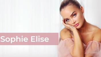 Influensar Sophie Elise blir følgd av fleire hundre tusen. (faksimile/blogg)