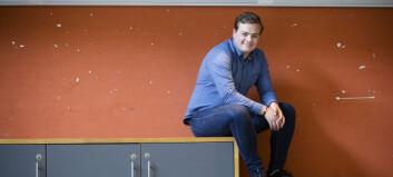 Andreas Trohjell valgt som ny leder av NSO