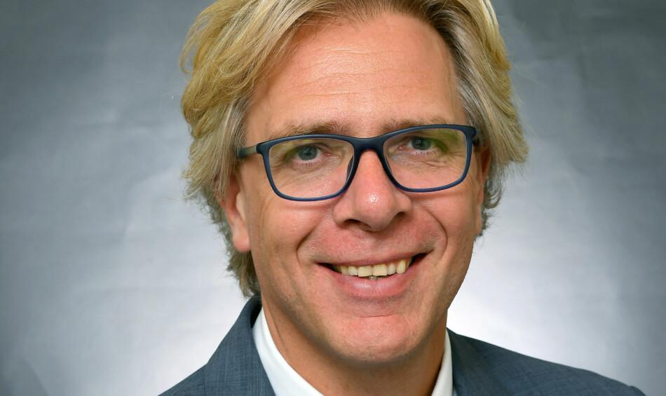 I 2018 takket Simon Geir Møller nei til jobben som direktør for Universitetet i Oslos storprosjekt, UiO:Livsvitenskap. Foto: St. John's University