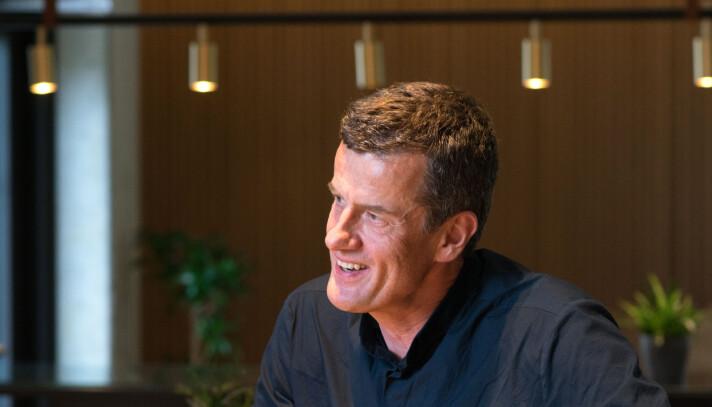 Klaus Mohn ser fram til at Universitetet i Stavanger sin nye strategi nå skal iverksettes og omsettes i handlingsplaner.