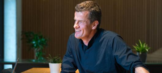 Rektor Mohn vil ta Universitetet i Stavanger opp i elitedivisjonen