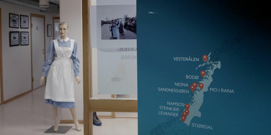 Sykepleieutdanningen i Sandnessjøen i regi av Nord universitet skal legges ned. Den kristne høgskolen VID og Helgelandssykehuset er i samtale om en reetablering. Foto: Paul S. Amundsen