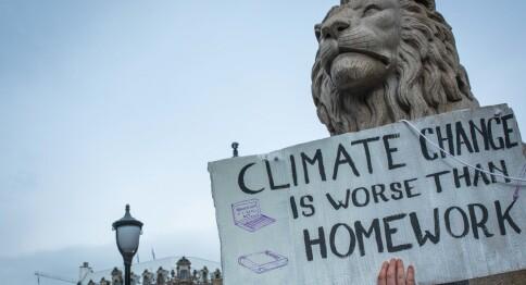 Klimaforskere: Vi må ha kutt og nedrustning av møtevirksomhet