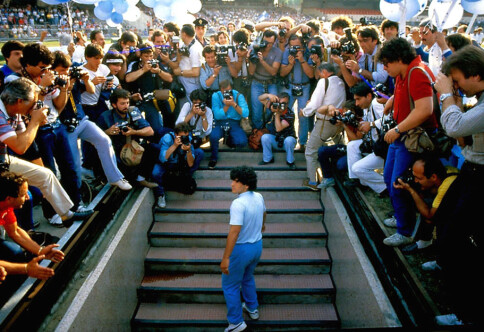 Mediefenomenet Maradona