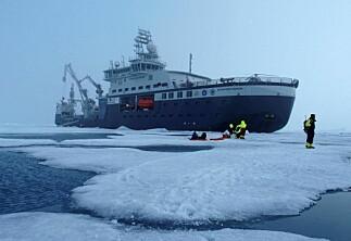 Kronprins Haakon skal til Nordpolen