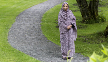 På forskningsopphold i Bergen: Litt mer optimist før hjemreise til Sudan