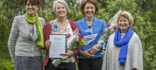 To nye meritterte undervisere på UiT