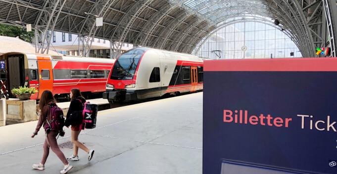 Staten vil skifte reisebyrå: «Absolutt krav å kunne bestille togbillett»