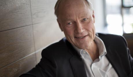 Professor Petter Gottschalk. Foto: BI