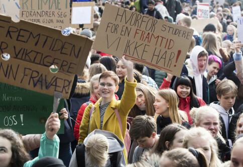 Nær 8000 universitet og høgskular erklærer «klimakrise»