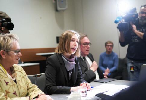 Nybø til Nesna: Partikollegaer gir ikkje opp utdanning på Helgeland