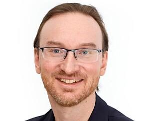 Aleksander Refsum Jensenius. Foto: Annica Thomson / UiO