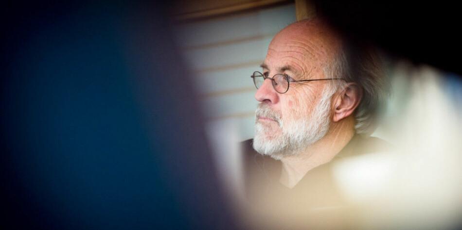 Universitetet i Sørøst-Norge er dårligst i nynorskklassen. Rektor Petter Aasen forklarer det med press fra myndighetene om å gi tilbud på engelsk og norsk samtidig. Foto: Skjalg Bøhmer Vold