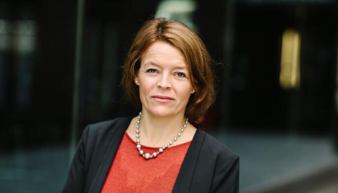 Seksjonssjef i Språkrådet, Margrethe Kvarenes.