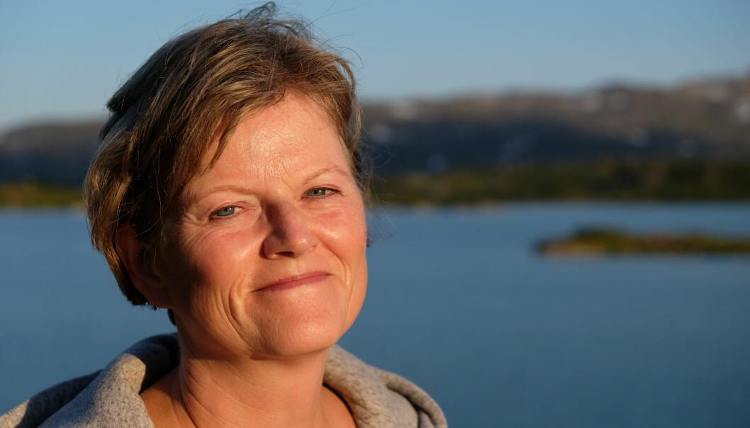 Karine Nyborg. professor UiO. Foto: Privat
