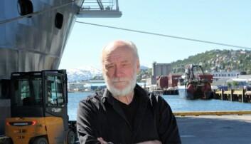 Professor Hans C. Eilertsen, UiT. Foto: UiT