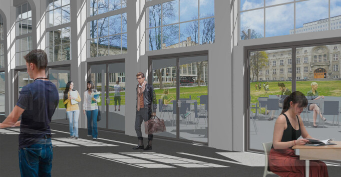 Bovim: Vil ikkje velja mellom havsenter og campus