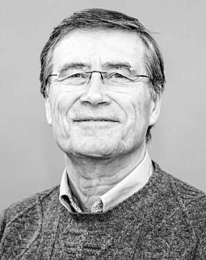 Odd Ragnar Hunnes skal eigentleg verta penjonist frå 1. august. Foto: HVO