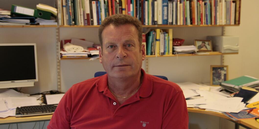 Professor i universitetspedagogikk ved Universitetet i Bergen, Arild Raaheim, skriver at UiOs honours-program reflekterer på en fortreffelig måte dagens oppfatning om hva fremtidens undervisning bør inneholde og hvilke kompetanser samfunnet har behov for. Foto: Hilde Kristin Strand