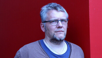 Plasstillitsvalgt for Forskerforbundet, Morten Mediåa. Foto: Hilde Falck