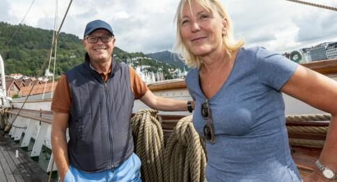 Legg til havs for å frakta forskarar og næringsliv til Arendal
