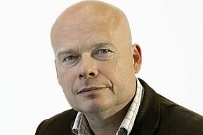 Professor ved Universitetet i Oslo, Einar Lie.