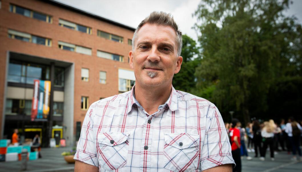 Innleggsforfatter Bjørn Stensaker. Foto: Runhild Heggem