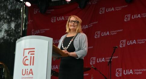 Whittaker, UiA: Viktig å lære strategier for læring resten av livet