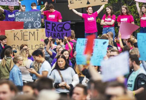 Studentforskere taper på forskerlinjen