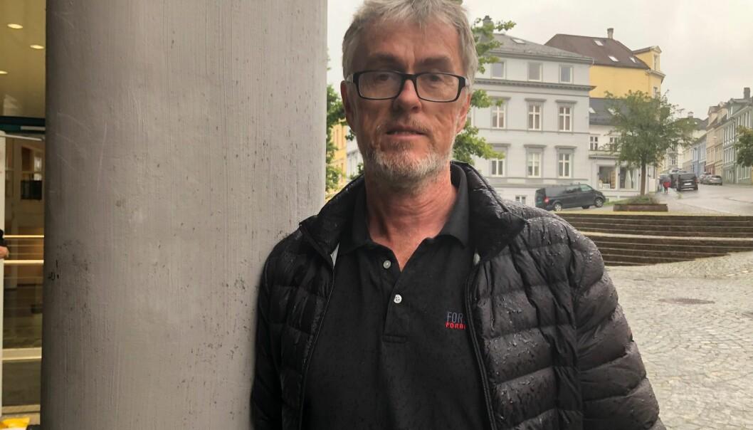 Professor Steinar Vagstad, Universitetet i Bergen.
