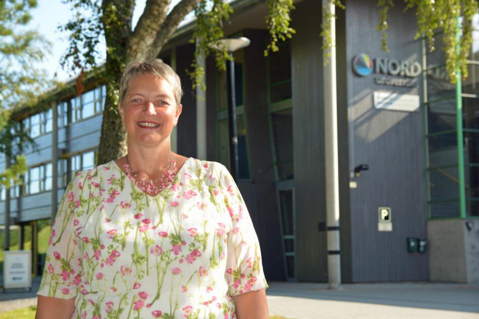 Vår MBA i teknologiledelse har et så godt rykte at den rekrutterer folk fra hele landet til å studere i Mo i Rana, skriver rektor Hanne Solheim Hansen ved Nord universitet. Foto: Bjørnar Leknes