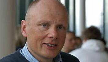 Johan Giertsen (Photo: Hilde K. Kvalvaag)