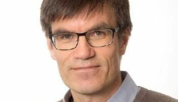 Forskergründer og professor ved NTNU Asgeir J. Sørensen mottar Forskningsrådets innovasjonspris for 2019. Foto: NTNU