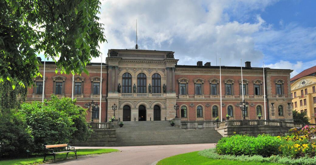 — Det er bekymringsfullt at det ser ut til å ha skjedd en endring når det gjelder hvordan man skal oppføre seg på eksamen, sier en visedekan ved Uppsala universitet.