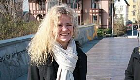 Områdedirektør Kristin Danielsen i Forskningsrådet.