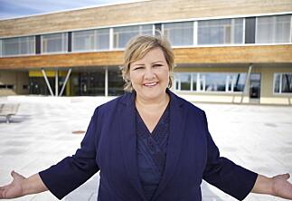 Bare Trondheim og Bergen får være med Solberg på havvind-toppmøte