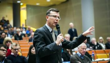 Olsen: Uheldig rekkefølge på debatten om styringspolitikk
