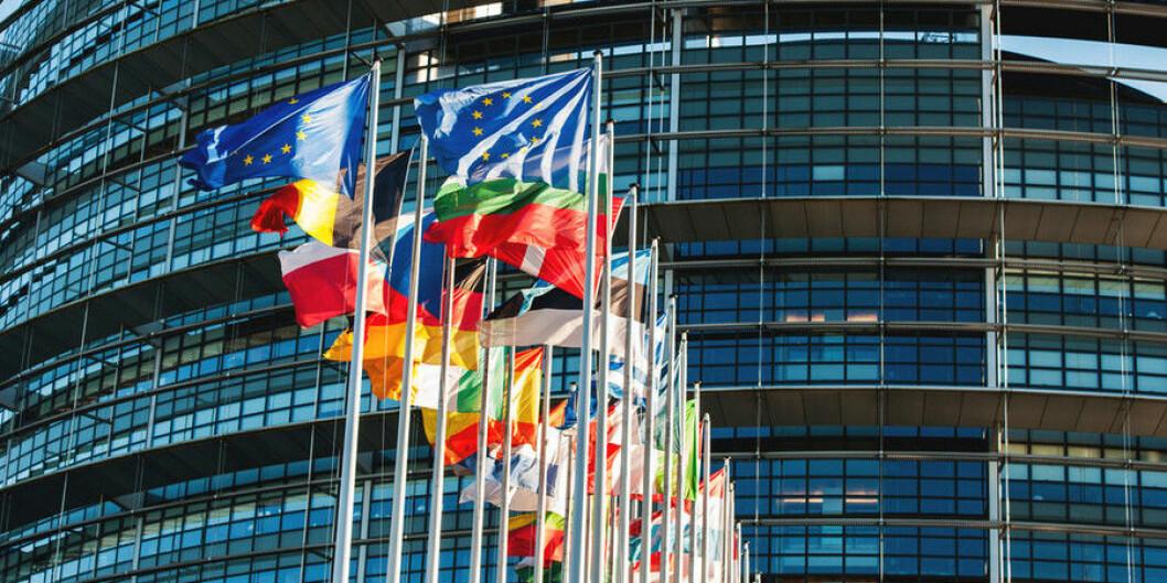 Det ligger 80 milliarder i potten i EUs nåværende rammeprogram for forskning og innovasjon. Foto: Adrian Hancu