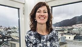 """Alette Gilhus Mykkeltvedt begynner som fakultetsdirektør ved Det samfunnsvitenskapelige fakultetet (<span class=""""caps"""">SV</span>) 20. april. Hun ønsker et utadrettet og synligfakultet."""