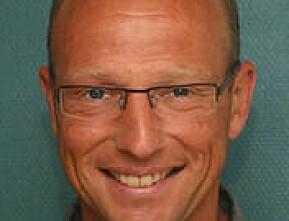 Per Arne Foshaug, seksjonssjef økonomiavdelingen ved UiB.